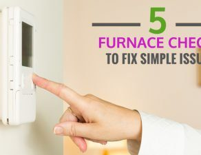 HVAC fixes for simple issues